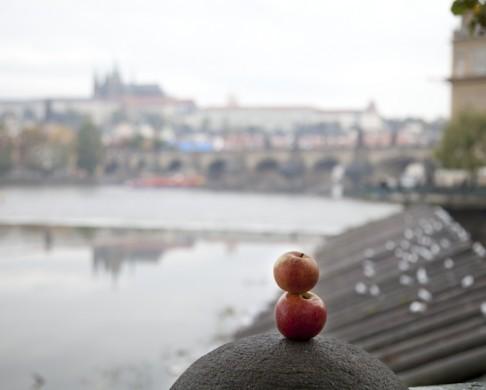 Apfelturm in Prag