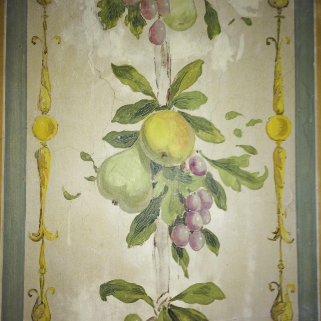 #anappleaday – 27.04.2015 – Der Apfel an der Wand